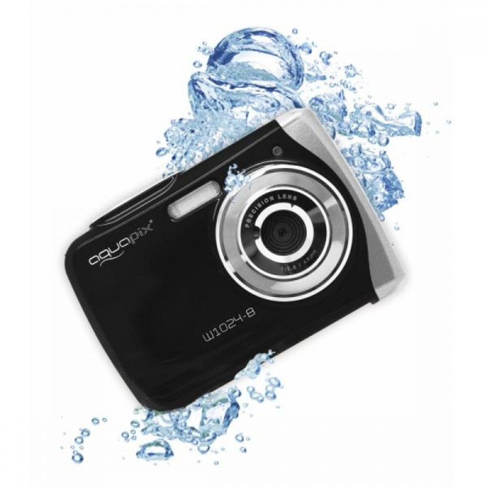 Easypix Aquapix W1024 Splash black Φωτογραφια