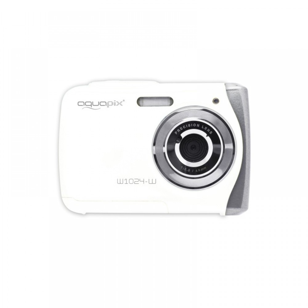 Easypix Aquapix W1024 Splash  white  Φωτογραφια