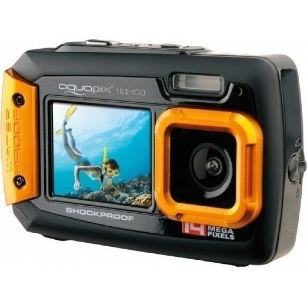 Easypix W1400 active orange Φωτογραφια