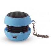 SETTY Speaker Pocket, 2.5Watt, 3.5mm jack, 180mAh, Blue