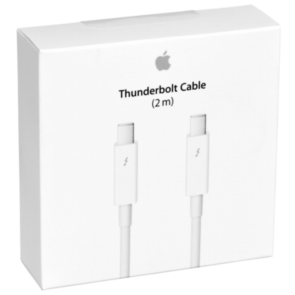 Apple Thunderbolt cable 2,0 m MD861ZM/A Computers & Office