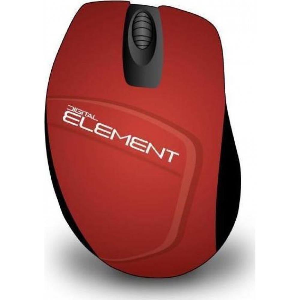 Mouse Wireless Element MS-165R  Computers & Office