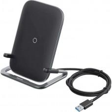 Baseus wireless charger Rib 15W black