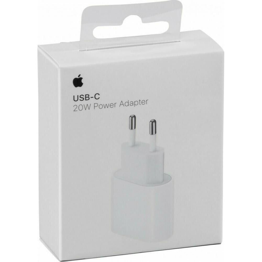 Apple 20W USB-C Wall Adapter Λευκό Computers & Office