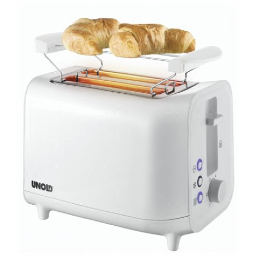 Unold 38411 Toaster Easy White Είδη Σπιτιού