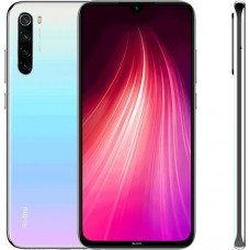 Xiaomi Redmi Note 8 Dual 4gb/128gb White (Global Version)+(ΔΩΡΟ ΑΚΟΥΣΤΙΚΑ)