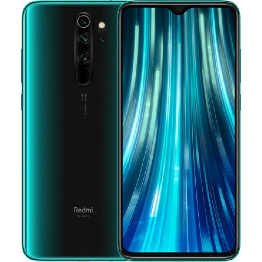 Xiaomi Redmi Note 8 Pro Dual 6gb/64gb Green ( Global Version)+(ΔΩΡΟ ΑΚΟΥΣΤΙΚΑ) Τηλεφωνία
