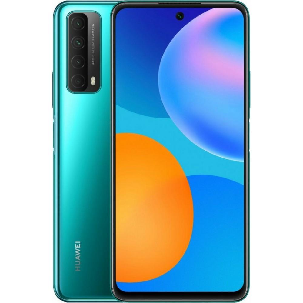 Huawei P Smart (2021) Dual 4gb/128gb Crush Green  EU Τηλεφωνία