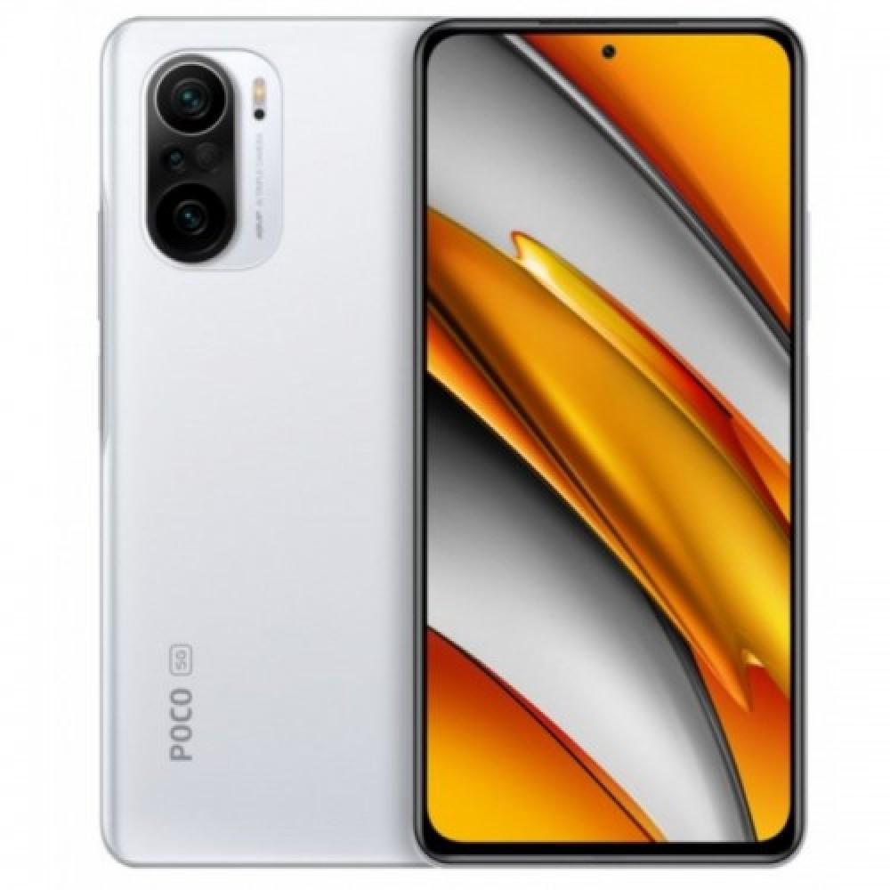 Xiaomi Poco F3 5G Dual 6gb/128gb White EU Τηλεφωνία