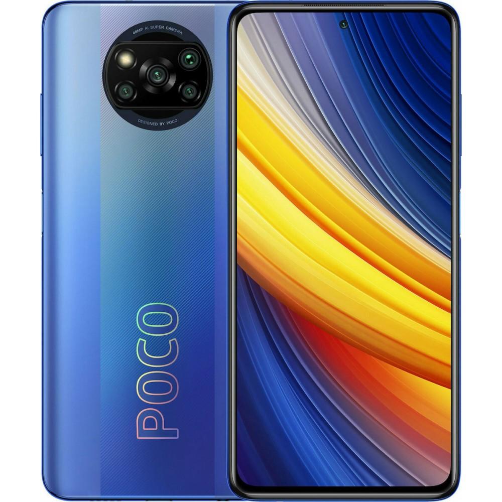 Xiaomi Poco X3 Pro Dual 8gb/256gb Frost Blue EU Τηλεφωνία