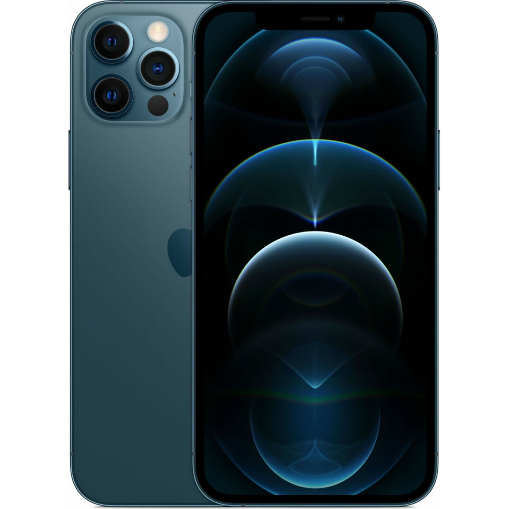 Apple iPhone 12 Pro (128GB) Pacific Blue Τηλεφωνία