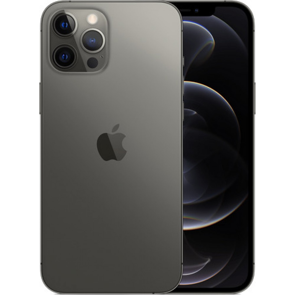 Apple iPhone 12 Pro Max (128GB) Graphite Τηλεφωνία