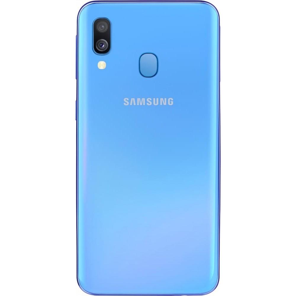 Samsung Galaxy A40 Dual 4gb/64gb Blue EU+(ΔΩΡΟ ΘΗΚΗ ΣΙΛΙΚΟΝΗΣ ΔΙΑΦΑΝΗ) Τηλεφωνία