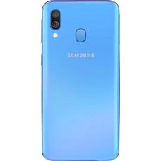 Samsung Galaxy A40 Dual 4gb/64gb Blue EU+(ΔΩΡΟ ΘΗΚΗ ΣΙΛΙΚΟΝΗΣ ΔΙΑΦΑΝΗ)