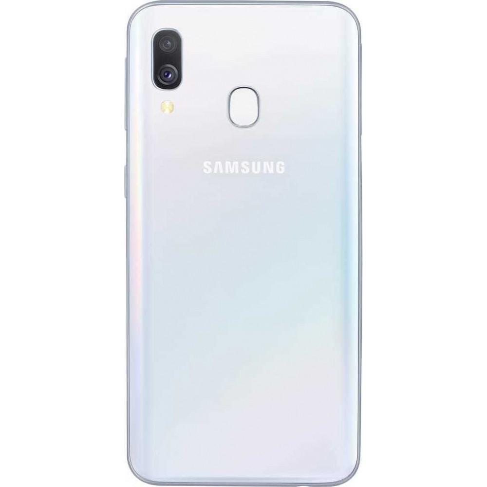 Samsung Galaxy A40 Dual 4gb/64gb White EU+(ΔΩΡΟ ΘΗΚΗ ΣΙΛΙΚΟΝΗΣ ΔΙΑΦΑΝΗ) Τηλεφωνία