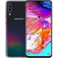 Samsung Galaxy A70 Dual 6gb/128gb Black EU+(ΔΩΡΟ ΘΗΚΗ ΣΙΛΙΚΟΝΗΣ)