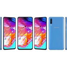 Samsung Galaxy A70 Dual 6gb/128gb Blue EU+(ΔΩΡΟ ΘΗΚΗ ΣΙΛΙΚΟΝΗΣ)