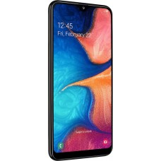 Samsung Galaxy A20e 3gb/32gb Dual Black EU+( ΔΩΡΟ ΘΗΚΗ ΣΙΛΙΚΟΝΗΣ)