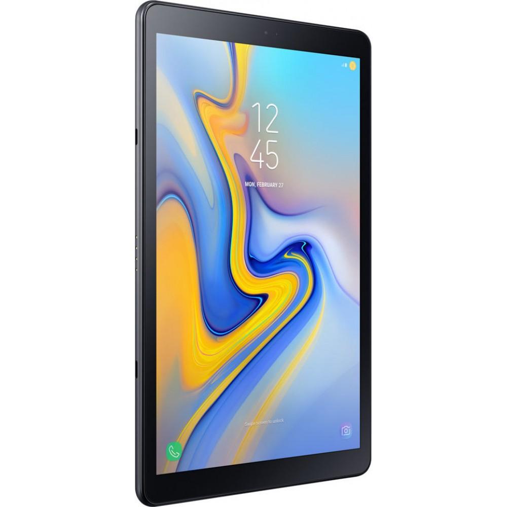 """Samsung Galaxy Tab A T595 10.5"""" 32gb Black EU Τηλεφωνία"""
