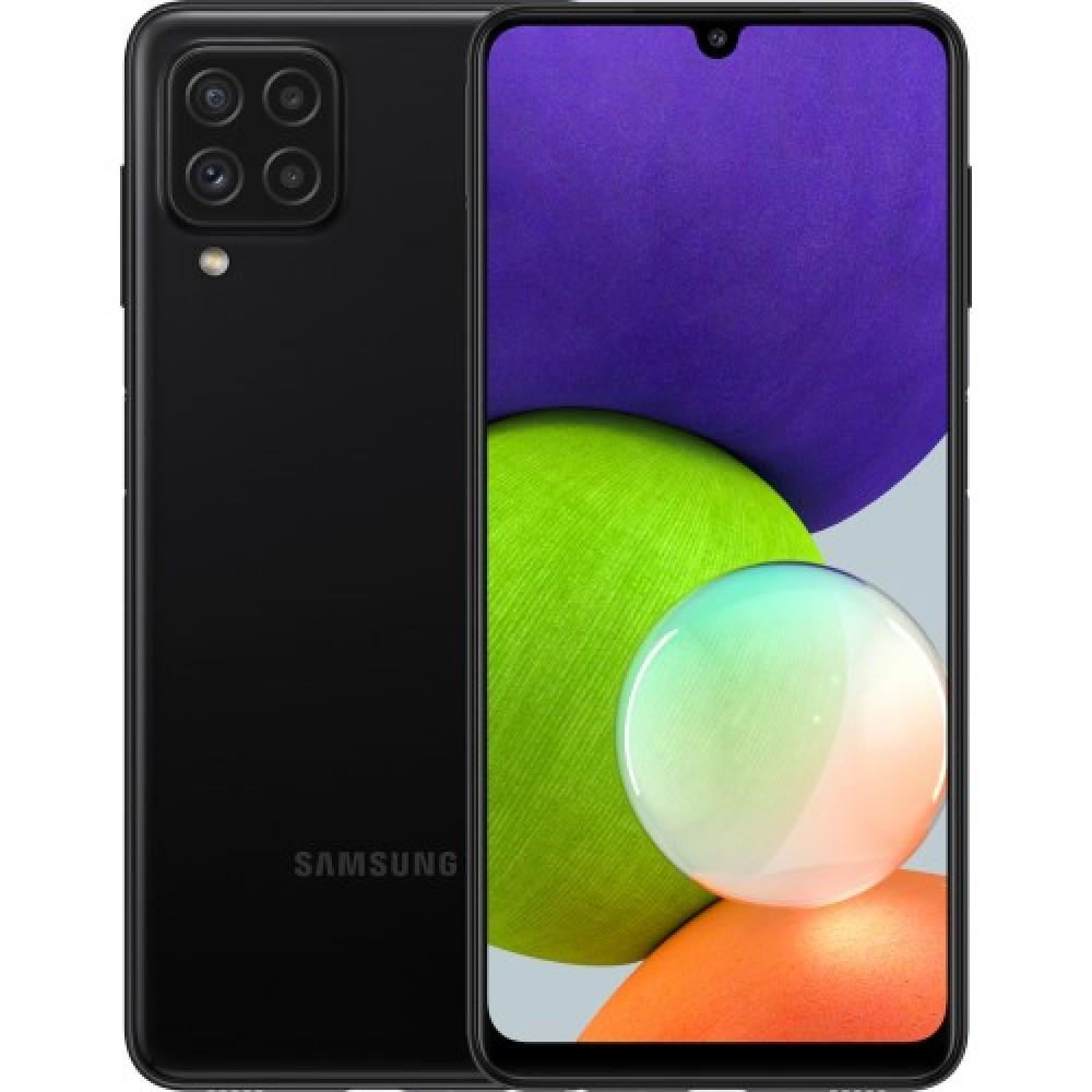 Samsung Galaxy A22 5G 4gb/128gb Grey EU Τηλεφωνία