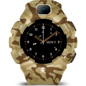 Forever GPS kids watch Care Me KW-400 military