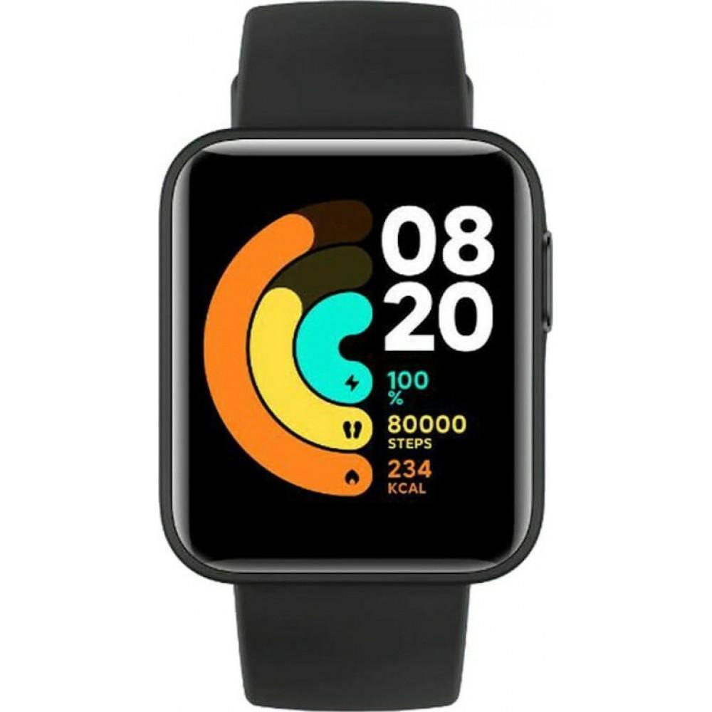 Xiaomi Mi Watch Lite 41mm (Black) Τηλεφωνία