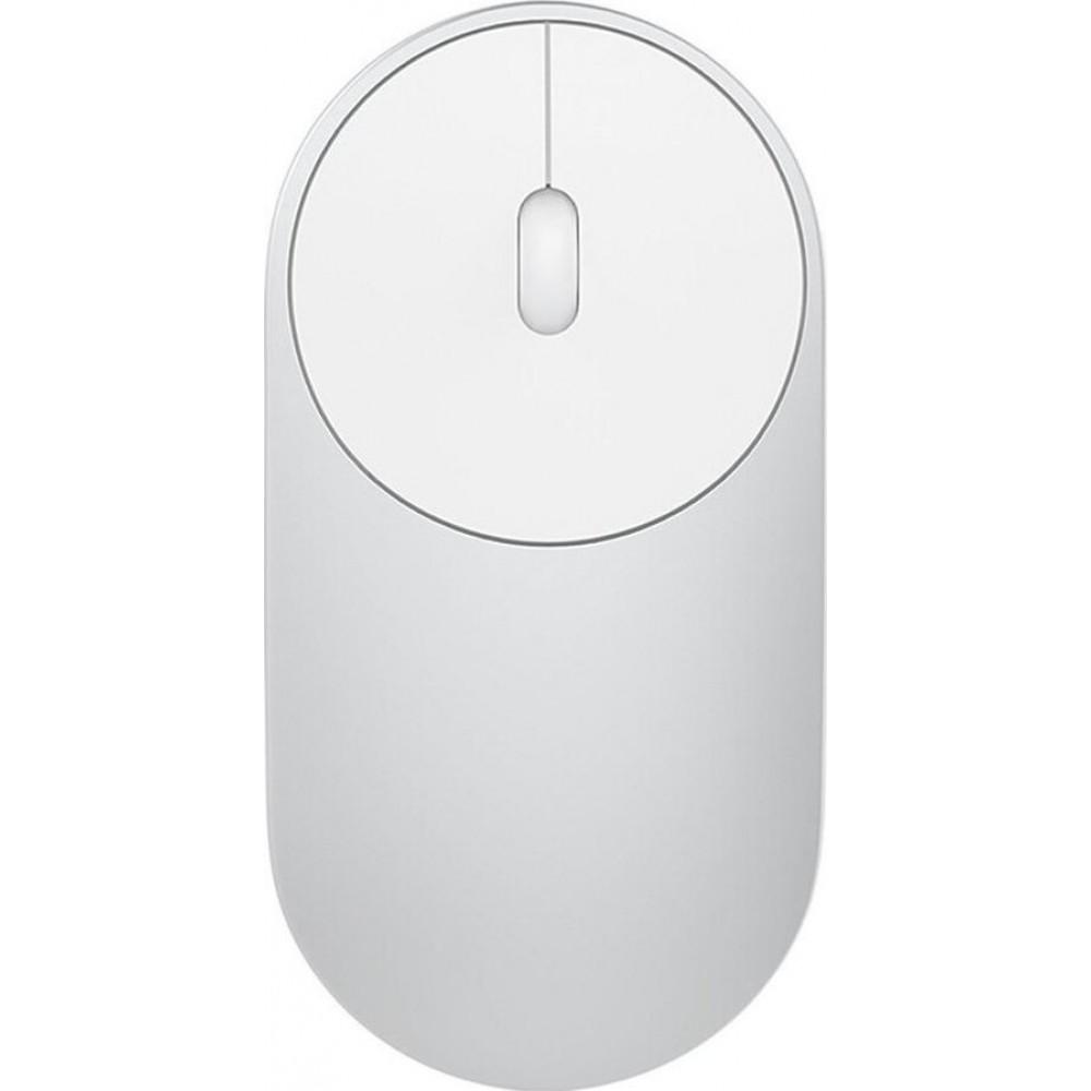 Xiaomi Mi Portable Mouse Silver Computers & Office