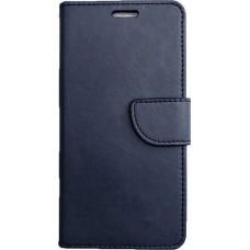 Fancy Wallet Δερματίνης Μπλε (Galaxy A50)
