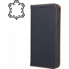 Genuine Leather case Smart Pro for Samsung A32 4G black