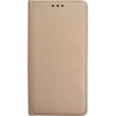 OEM Smart Magnet Book Gold (Xiaomi Redmi 5 Plus)
