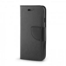 OEM Fancy Book Μαύρο (Xiaomi Redmi Note 4x)