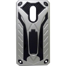 Defender Stand case for Xiaomi Redmi Note 4x silver