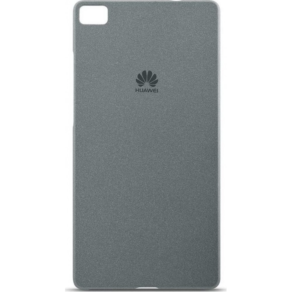 Huawei Protective Case Dark Grey (Ascend P8 Lite) Τηλεφωνία