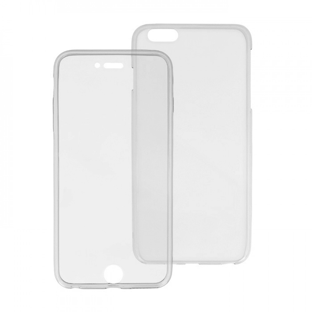 Full Body Case for Huawei P10 Lite transparent Τηλεφωνία