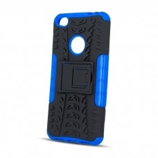 Defender case for Sam J7 2017 J730 blue EU version