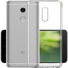 OEM 0.3mm Back Cover Διάφανο (Xiaomi Redmi Note 4x)