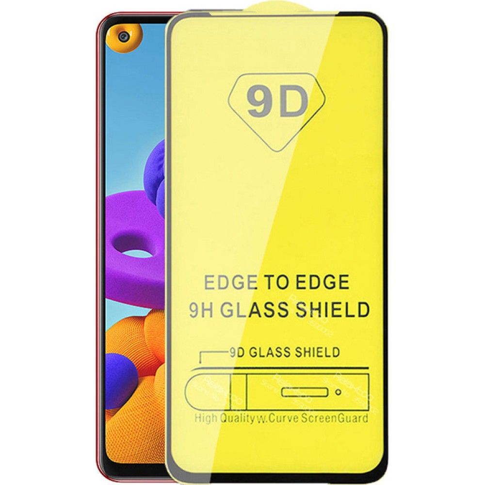 Tempered Glass Full Face 9D(Poco X3) Τηλεφωνία