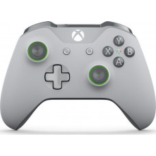 Microsoft Xbox One Controller Grey and Green